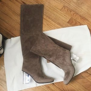 Jeffrey Campbell Perou-LH Over the Knee Boots